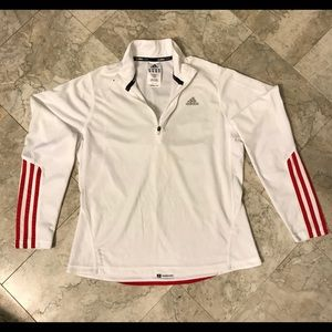 Adidas Zip Pullover